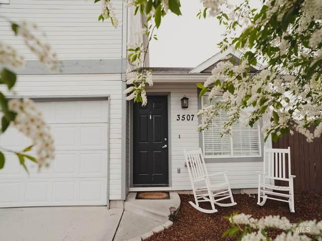 3507 S Poco Loco Pl, Boise, ID 83705 (MLS #98802108) :: Build Idaho
