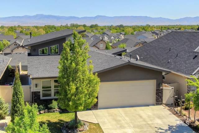 1016 E Wrightwood, Meridian, ID 83642 (MLS #98802112) :: Build Idaho