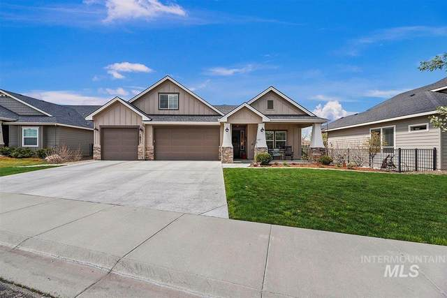 1853 N Azurite Dr., Kuna, ID 83634 (MLS #98802113) :: Minegar Gamble Premier Real Estate Services