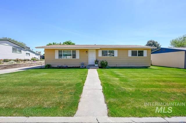1364 W 2nd St, Weiser, ID 83672 (MLS #98802119) :: Minegar Gamble Premier Real Estate Services