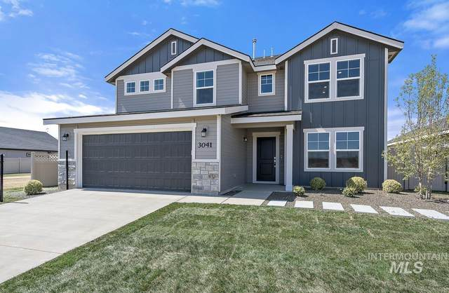 2727 N Rapid Creek Way, Kuna, ID 83634 (MLS #98802130) :: Minegar Gamble Premier Real Estate Services