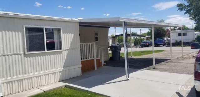 2205 E Linden Street #34, Caldwell, ID 83605 (MLS #98802142) :: Build Idaho