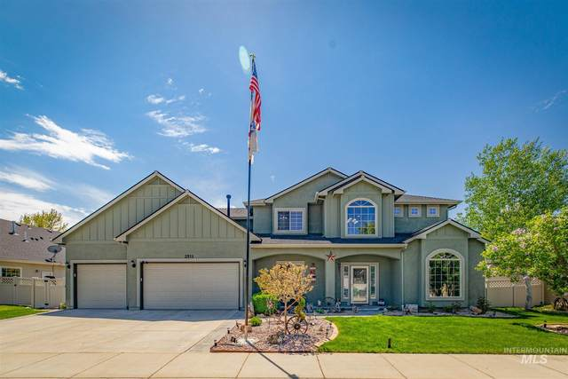 2511 W Teano Dr., Meridian, ID 83646 (MLS #98802160) :: Minegar Gamble Premier Real Estate Services