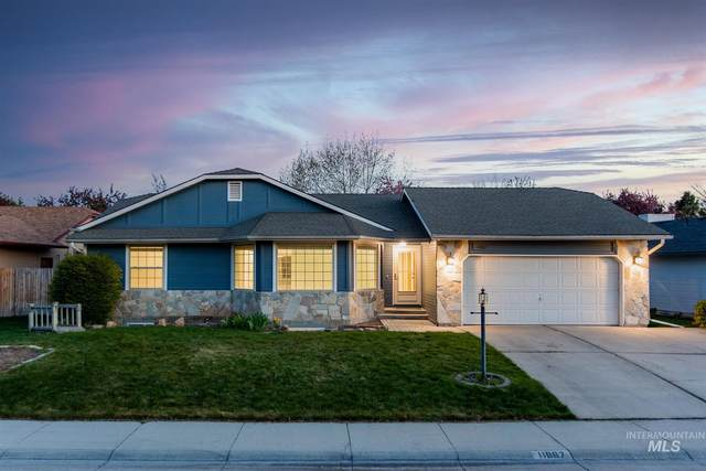 11867 W Flintlock Dr, Boise, ID 83713 (MLS #98802182) :: Trailhead Realty Group