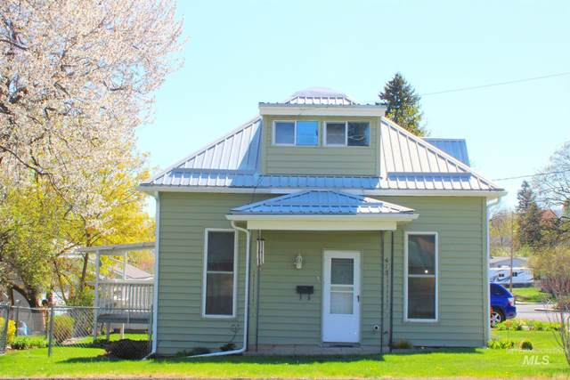 415 S College St., Grangeville, ID 83530 (MLS #98802189) :: Trailhead Realty Group