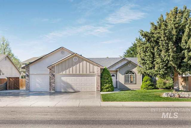 2131 W Tumble Creek Drive, Meridian, ID 83646 (MLS #98802190) :: Minegar Gamble Premier Real Estate Services