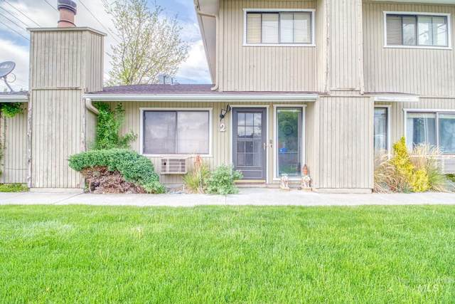 710 Washington St. N. #2, Twin Falls, ID 83301 (MLS #98802196) :: Jeremy Orton Real Estate Group