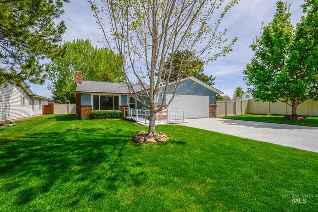 3219 Wisconsin, Caldwell, ID 83605 (MLS #98802213) :: Shannon Metcalf Realty