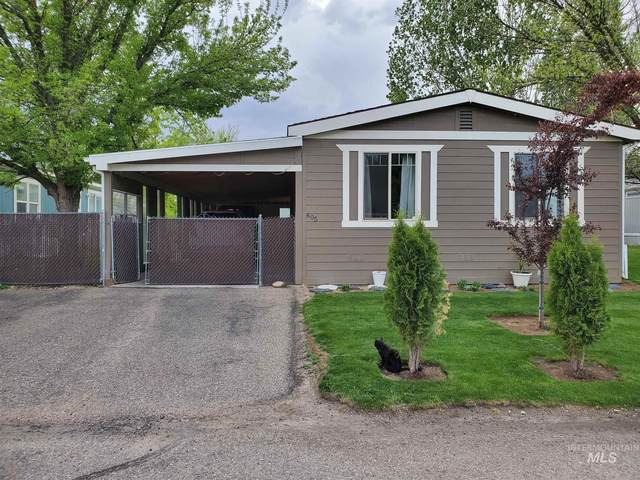805 Long Valley St, Nampa, ID 83687 (MLS #98802223) :: Minegar Gamble Premier Real Estate Services