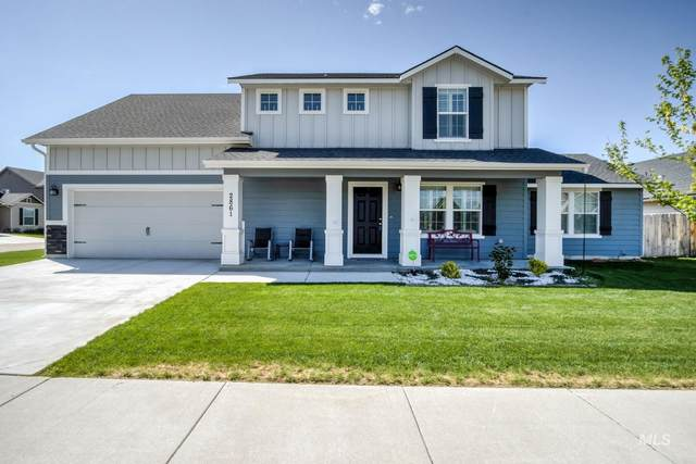 2861 W Jayton Dr., Meridian, ID 83642 (MLS #98802246) :: Build Idaho