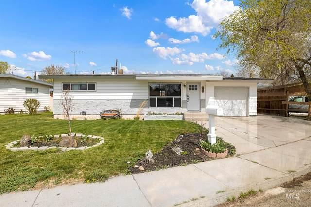 1150 N 9TH EAST, Mountain Home, ID 83647 (MLS #98802262) :: Michael Ryan Real Estate