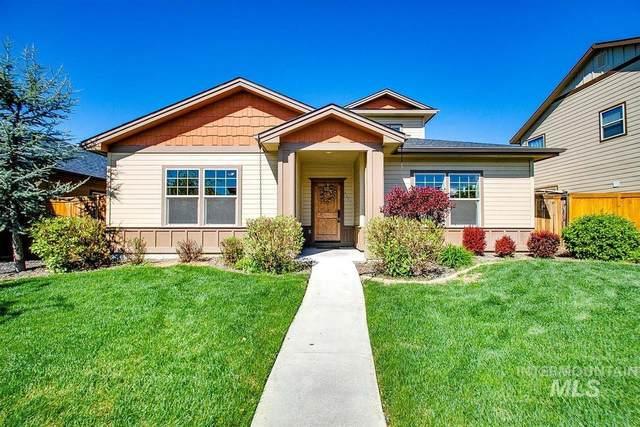 2899 N Leblanc Way, Meridian, ID 83646 (MLS #98802266) :: Michael Ryan Real Estate