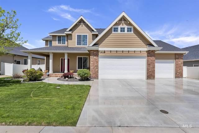 1928 W Pine Creek, Nampa, ID 83686 (MLS #98802274) :: Hessing Group Real Estate