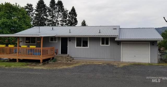 1402 2nd Street Ext., Kamiah, ID 83536 (MLS #98802280) :: Minegar Gamble Premier Real Estate Services