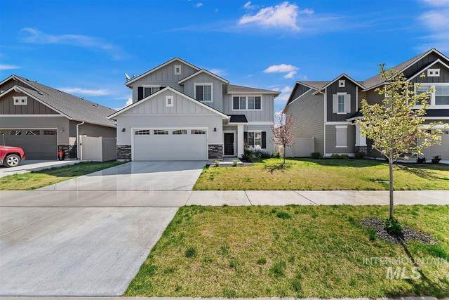 216 N Sevenoaks Ave, Eagle, ID 83616 (MLS #98802290) :: Michael Ryan Real Estate
