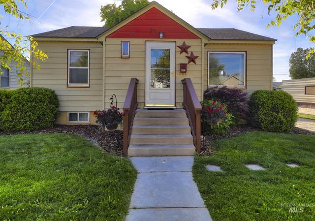 29 N Canyon Street, Nampa, ID 83651 (MLS #98802307) :: Minegar Gamble Premier Real Estate Services