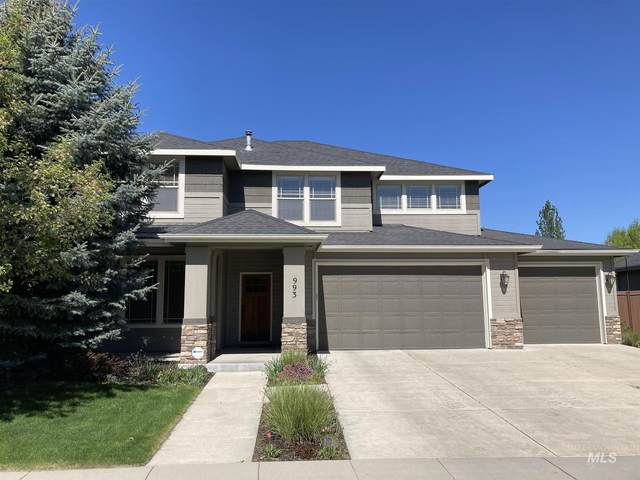 993 W Cagney, Meridian, ID 83646 (MLS #98802308) :: Build Idaho