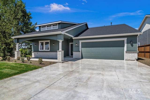 1778 W Capstone Drive, Nampa, ID 83686 (MLS #98802312) :: Hessing Group Real Estate