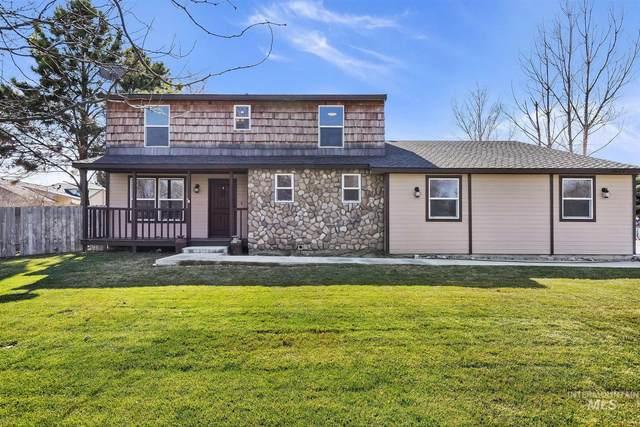 1617 W Roosevelt Avenue, Nampa, ID 83686 (MLS #98802313) :: Juniper Realty Group