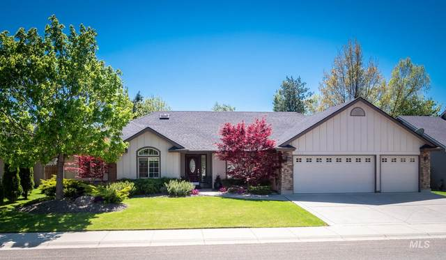 1815 W Tumble Creek Dr., Meridian, ID 83646 (MLS #98802316) :: Minegar Gamble Premier Real Estate Services