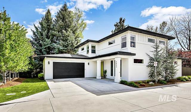 3843 N Collister Dr, Boise, ID 83703 (MLS #98802322) :: City of Trees Real Estate