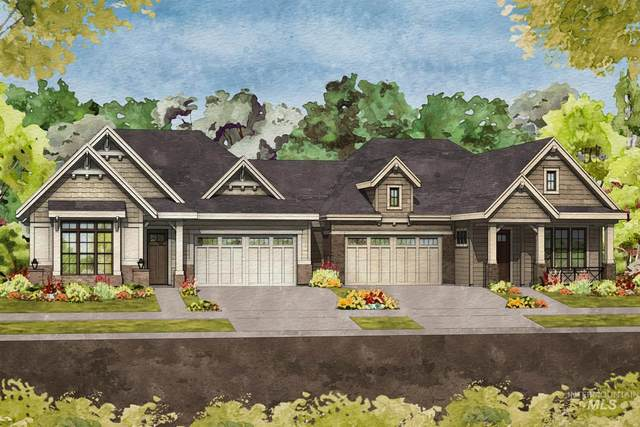 3921 W Sunny Cove Ln., Meridian, ID 83646 (MLS #98802331) :: Build Idaho