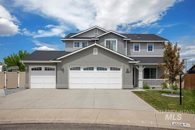 4559 N Wildcat Pl, Meridian, ID 83646 (MLS #98802339) :: Minegar Gamble Premier Real Estate Services