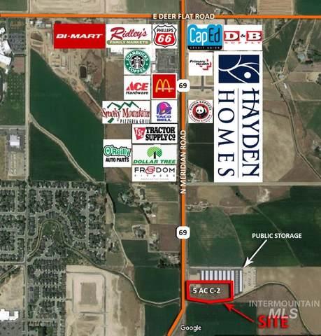 252 N Meridian Road, Kuna, ID 83634 (MLS #98802356) :: Michael Ryan Real Estate