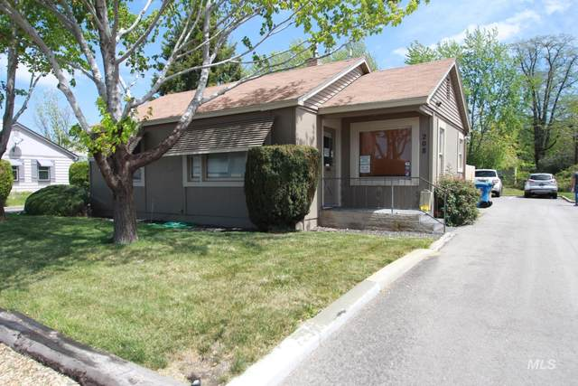 208 S Curtis Rd., Boise, ID 83705 (MLS #98802359) :: Navigate Real Estate