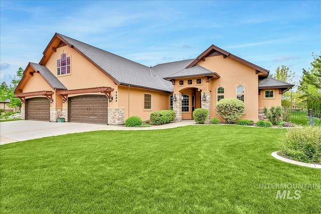 4684 W Clear Field Dr., Eagle, ID 83616 (MLS #98802365) :: Minegar Gamble Premier Real Estate Services