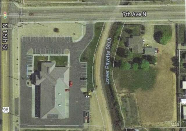 1700 Block Of 7th Ave. N, Payette, ID 83661 (MLS #98802366) :: Build Idaho
