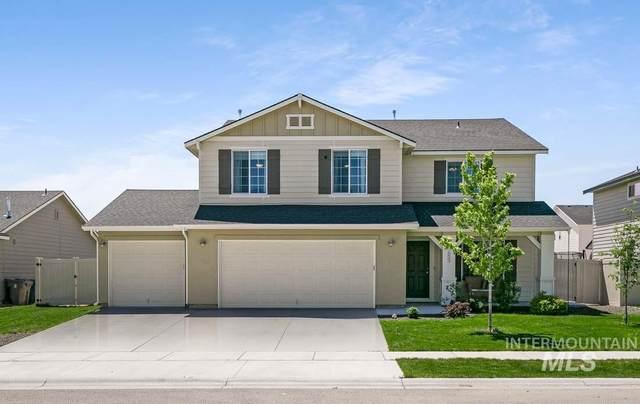 7889 E Bratton Dr, Nampa, ID 83687 (MLS #98802374) :: City of Trees Real Estate