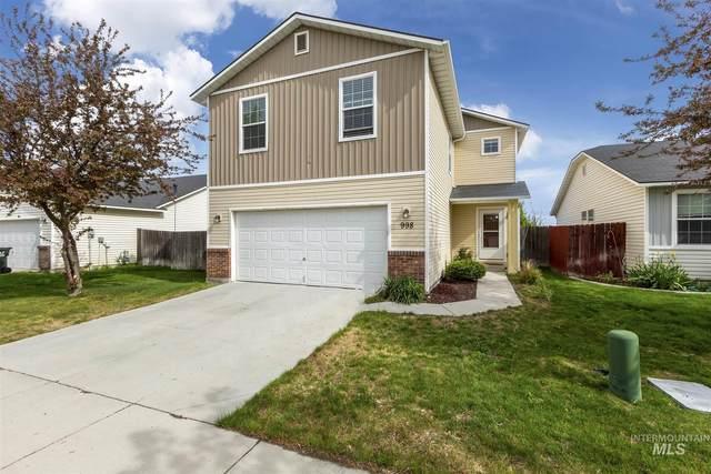 998 E Folgado, Kuna, ID 83634 (MLS #98802381) :: Minegar Gamble Premier Real Estate Services