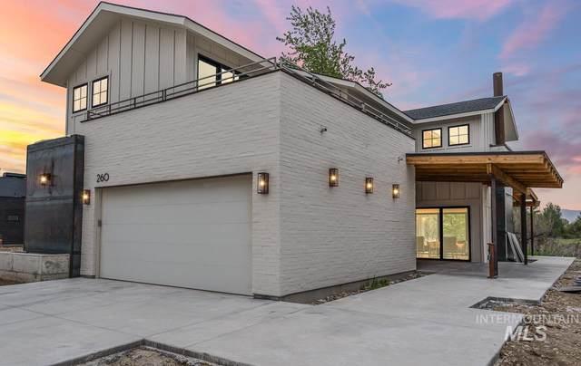 260 S Carbon Rivet Ave, Eagle, ID 83616 (MLS #98802385) :: Michael Ryan Real Estate