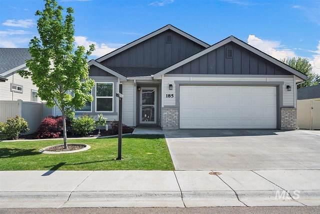 185 W Yosemite St, Meridian, ID 83646 (MLS #98802399) :: Juniper Realty Group