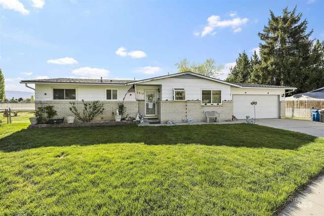 3912 N Buckingham Pl, Boise, ID 83704 (MLS #98802401) :: Juniper Realty Group