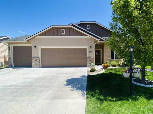 6802 S Mistyglen Ave., Boise, ID 83709 (MLS #98802434) :: Minegar Gamble Premier Real Estate Services
