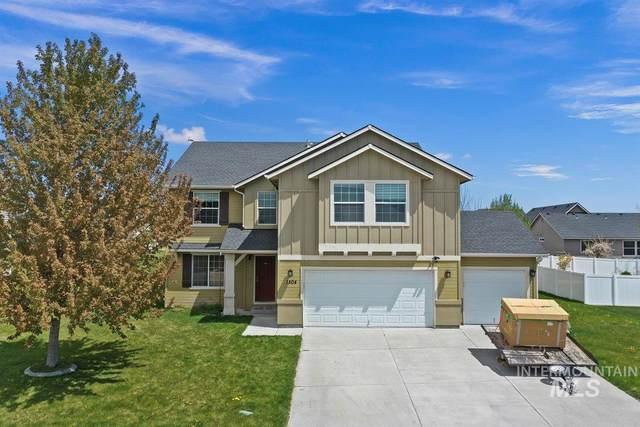 1504 N Kennedy, Jerome, ID 83338 (MLS #98802446) :: Boise River Realty