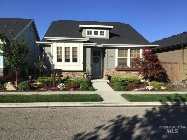 459 W Peck St, Meridian, ID 83646 (MLS #98802454) :: Jeremy Orton Real Estate Group