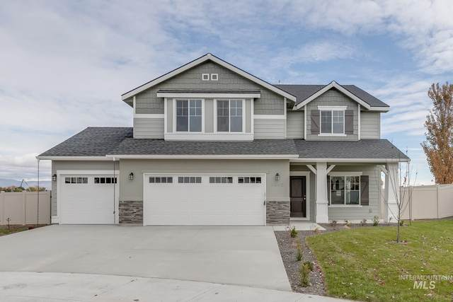 1551 W Nannyberry St, Kuna, ID 83634 (MLS #98802468) :: Minegar Gamble Premier Real Estate Services