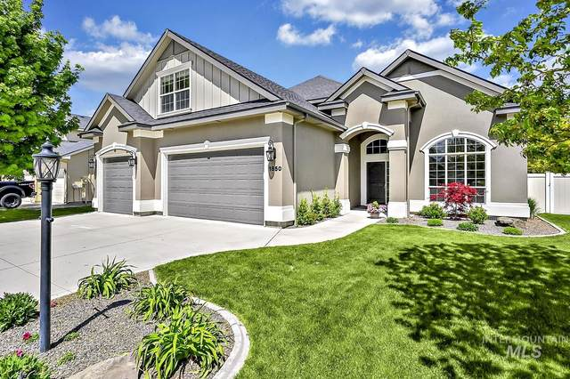 1850 W Wapoot Dr, Meridian, ID 83646 (MLS #98802484) :: First Service Group
