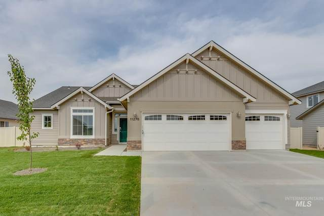 7926 E Rogue Dr, Nampa, ID 83687 (MLS #98802492) :: City of Trees Real Estate