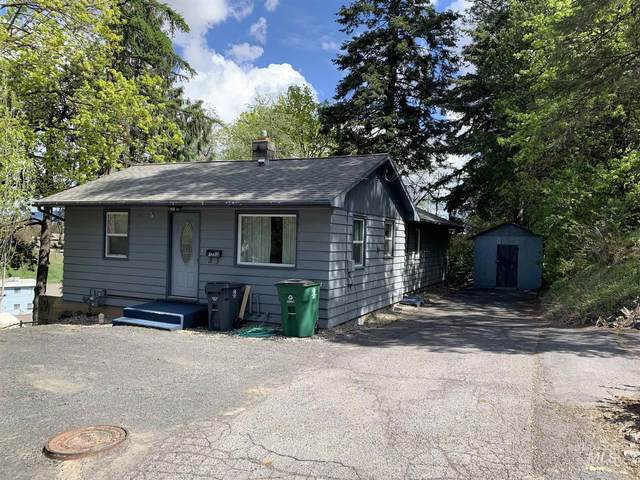 1260 Walenta, Moscow, ID 83843 (MLS #98802511) :: City of Trees Real Estate