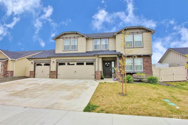 2290 W Coneflower, Nampa, ID 83686 (MLS #98802529) :: City of Trees Real Estate
