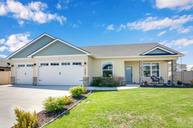 1480 Tamarack Street, Fruitland, ID 83619 (MLS #98802540) :: Beasley Realty