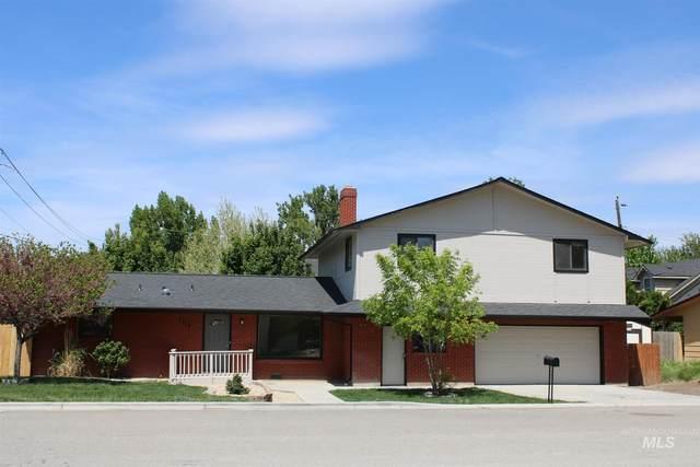 6322 Lucky Ln, Boise, ID 83703 (MLS #98802558) :: Minegar Gamble Premier Real Estate Services