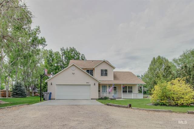 2912 Dorman Avenue, Caldwell, ID 83605 (MLS #98802566) :: Jon Gosche Real Estate, LLC