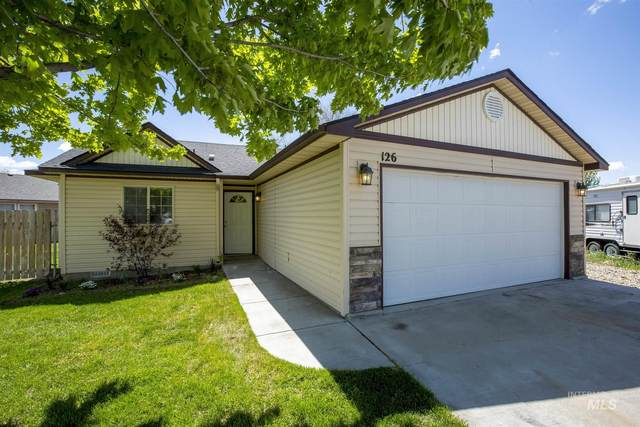 126 S Taffy, Nampa, ID 83687 (MLS #98802585) :: City of Trees Real Estate