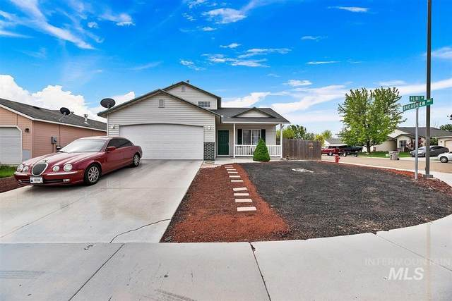 908 Flint Dr, Caldwell, ID 83607 (MLS #98802588) :: Minegar Gamble Premier Real Estate Services