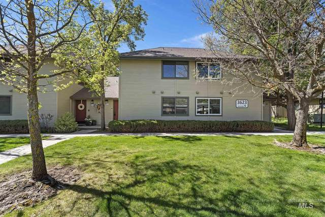3623 S Gekeler Lane #127, Boise, ID 83706 (MLS #98802591) :: City of Trees Real Estate